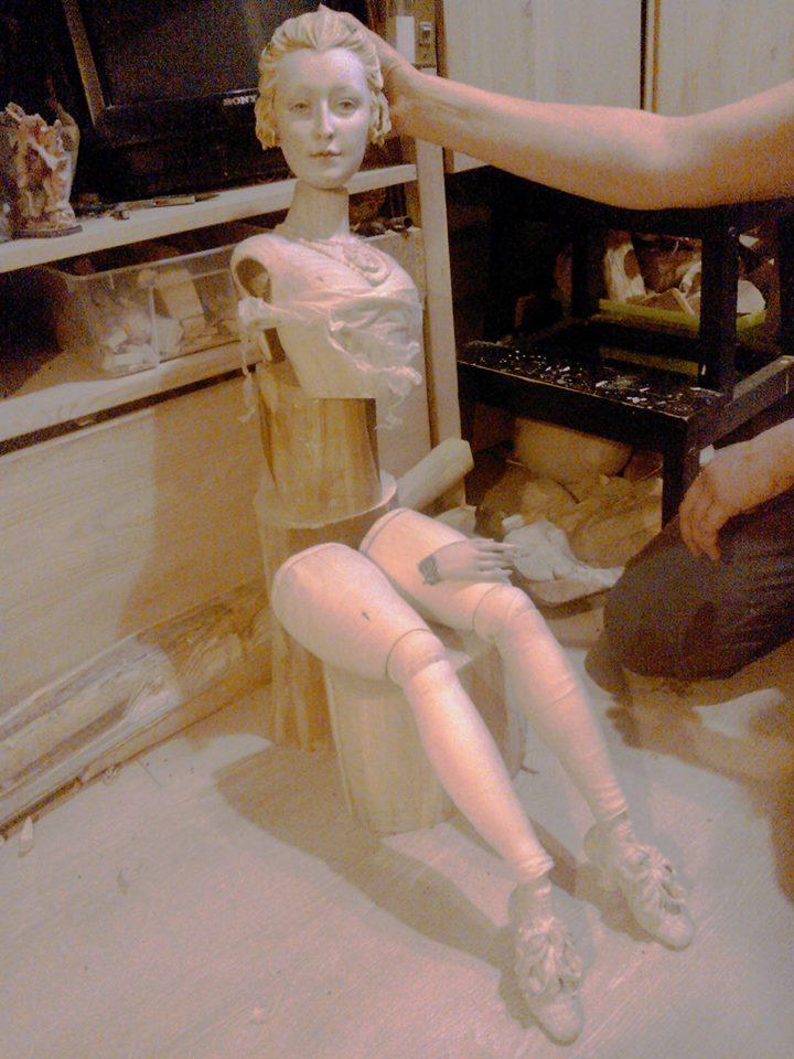Эскизы разных кукол-2